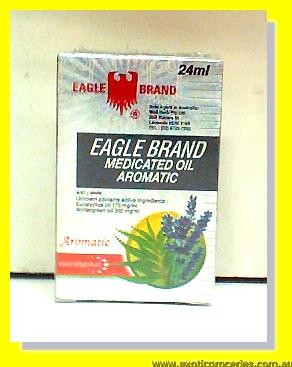 Eagle Brand Medicated Oil Aromatic