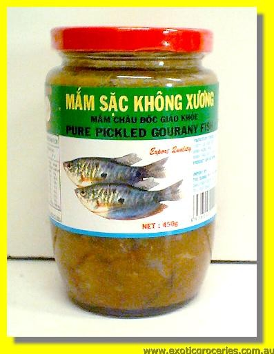 Pure Pickled Gourany Fish