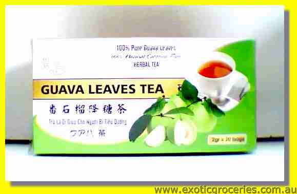 Guava Leaves Tea 20bags