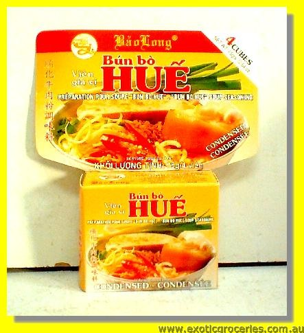 Bun Bo Hue Soup Seasoning 4cubes