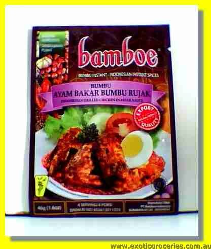 Bumbu Rujak Red & Spicy Mix