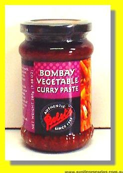 Bombay Vegetable Curry Paste
