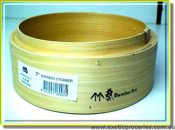Bamboo Steamer Base Only