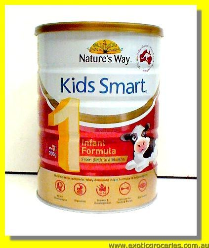Kids Smart Infant Formula 1 (From Birth to 6 months)