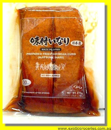 Prepared Fried Soybean Curd Inari 20pcs