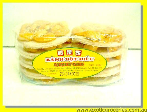 Cashew Wafer Delight