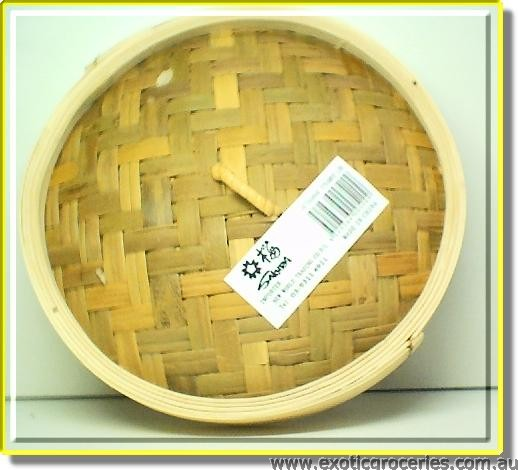 Bamboo Steamer Lid 10in