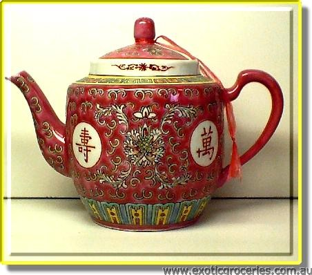 Longevity Tall Teapot 2202