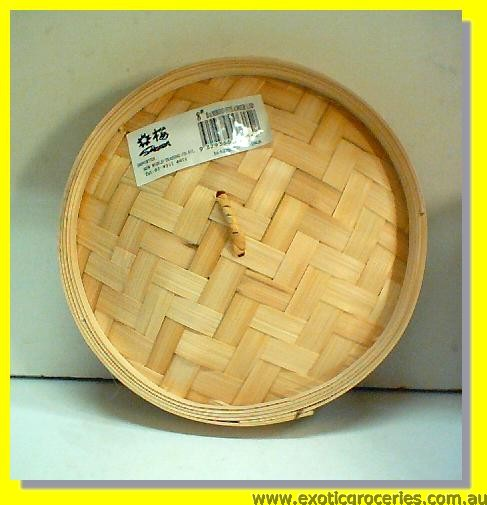Bamboo Steamer Lid 8in