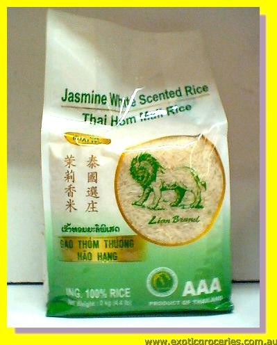 Jasmine White Scented Rice (Thai Hom Mali Rice)