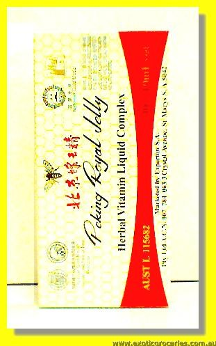 Peking Royal Jelly (30x10ml)