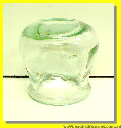 Glass Cup L Flat Base