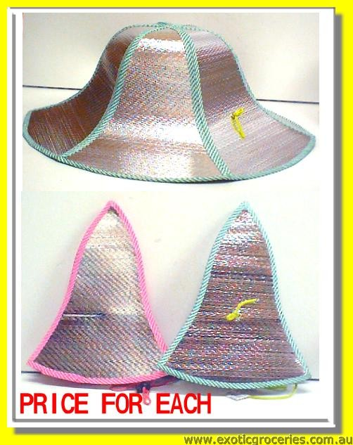 Bell Shape Hat